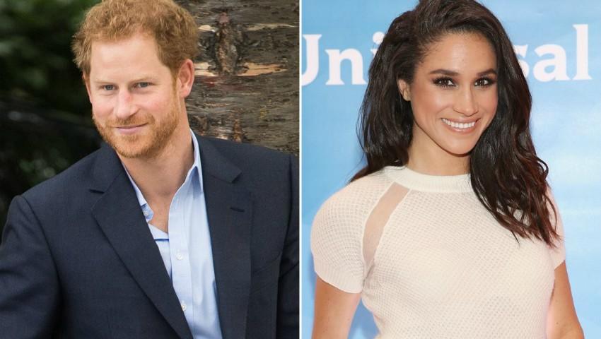Foto: Prinţul Harry s-a logodit cu Meghan Markle. Iată când va avea loc nunta!