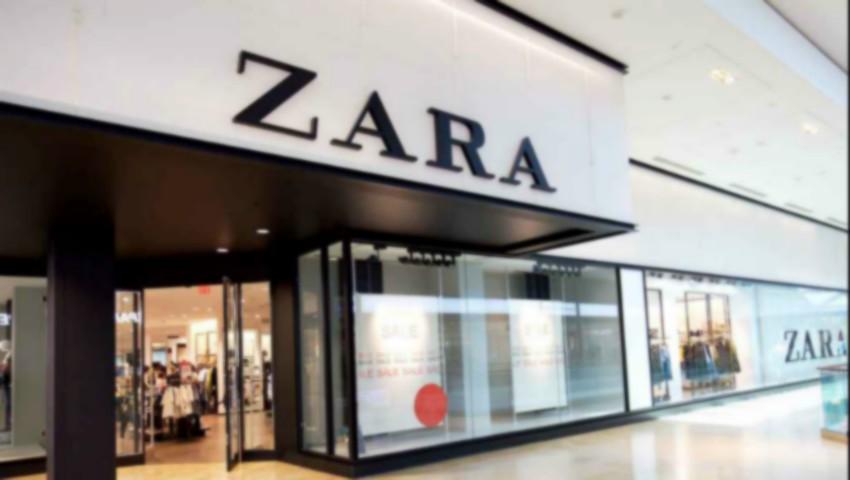 Foto: Clienţii din Turcia, şocaţi când au văzut ce scria pe eticheta de la ZARA!