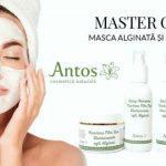 Foto: Master class Antos: Masca Alginată și efectele ei!