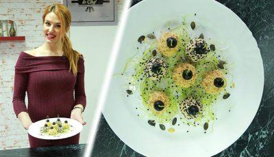 Globulețe delicioase pentru masa de sărbătoare de la Tatiana Heghea