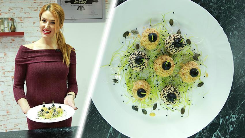 Foto: Globulețe delicioase pentru masa de sărbătoare de la Tatiana Heghea