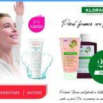 Foto: Grăbește-te! Super ofertă: iată cum poți câștiga cadou șamponul uscat Klorane sau crema hidratantă Avene!
