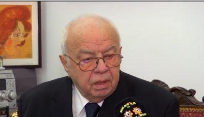 Alexandru Arșinel a fost operat de urgență la inimă: a fost un infarct