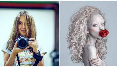 Dasha Chegarovskaya – sparge toate stereotipurile și ridică arta fotografică la un alt nivel