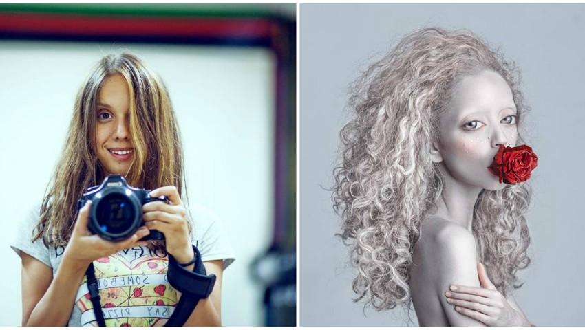 Foto: Dasha Chegarovskaya – sparge toate stereotipurile și ridică arta fotografică la un alt nivel