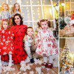 """Foto: """"Povestea de iarnă"""" prima colecţie de haine pentru copii by Veronica Croitoru"""