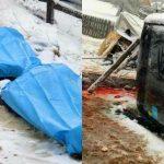 Foto: Ce se va întâmpla cu trupurile celor doi moldoveni decedați în accidentul din România