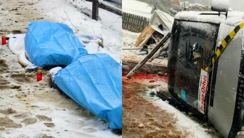 Ce se va întâmpla cu trupurile celor doi moldoveni decedați în accidentul din România