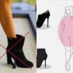 Foto: Cum să alegi încălțămintea în funcție de tipul siluetei pe care o ai