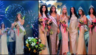 """O tânără din Moldova a câștigat titlul ,,Miss Odesa Worldwide 2018"""""""