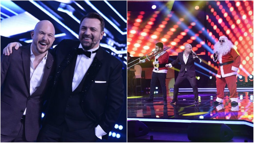 Foto: Un american a câștigat concursul X Factor România! Publicul l-a votat intens