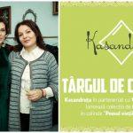 Foto: Brandul autohton Kasandruța te invită la Târgul de Crăciun! Detalii despre eveniment