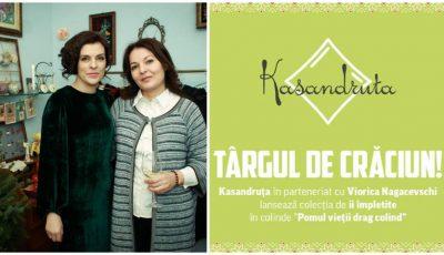 Brandul autohton Kasandruța te invită la Târgul de Crăciun! Detalii despre eveniment
