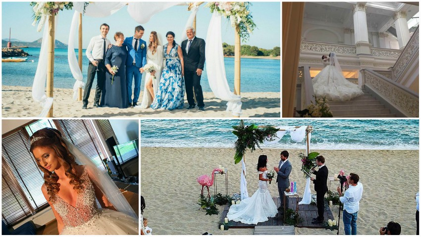 """Foto: 8 cupluri care și-au spus ,,DA"""" în 2017!"""