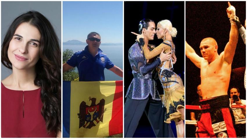 Foto: 7 moldoveni de succes care s-au remarcat la nivel internațional în 2017!