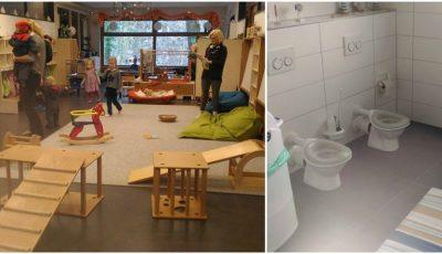 O mămică stabilită în Germania și-a dus prima zi copilul la grădiniță. Poze și impresii