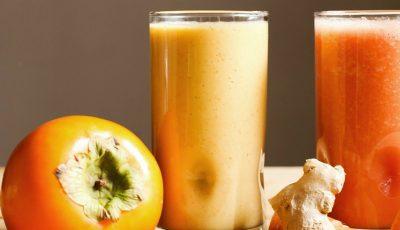 Trei tipuri de smoothie pentru perioada rece a anului marca Valerie's Food