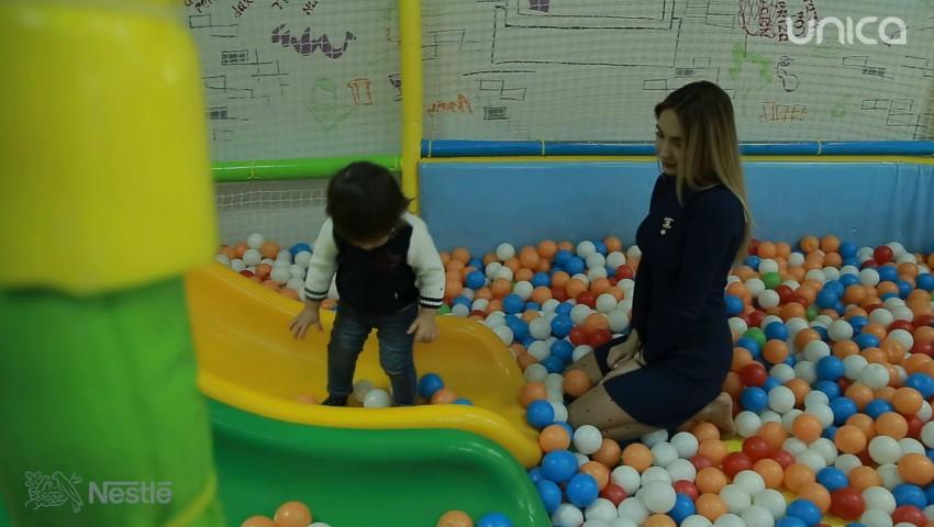 Foto: Cristina Moldovanu, despre fiul Alexander