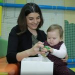 Foto: Olesea Sveclă despre minunea din viața ei pe nume Cassandra!