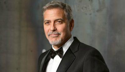 Câte un milion de dolari le-a dăruit George Clooney prietenilor săi