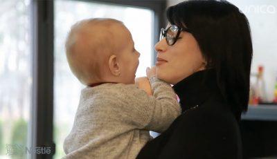 Diana Ballerini despre maternitate și fericirea din viața ei care poartă numele Iris