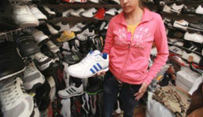 """Celebrul brand ,,Adidas"""" a dat în judecată un butic din Piața Centrală"""