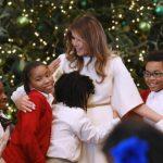 Foto: Poze! Cum Melania Trump a transformat Casa Albă cu ocazia Crăciunului din acest an