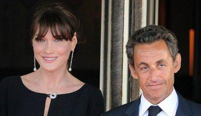 Fiica lui Nicolas Sarkozy și a Carlei Bruni a împlinit 6 ani. Poze rare cu micuța