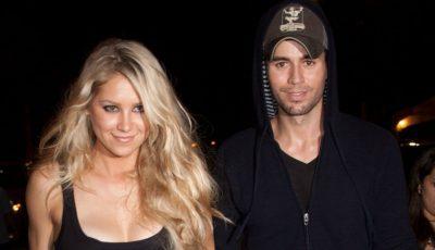Anna Kournikova și Enrique Iglesias au devenit părinți de gemeni