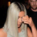 Foto: Kim Kardashian are un nou look. Acesta e ultimul trend?