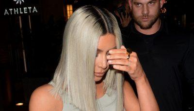 Kim Kardashian are un nou look. Acesta e ultimul trend?