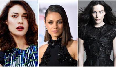 7 actrițe celebre de la Holywood cu origini ucrainene