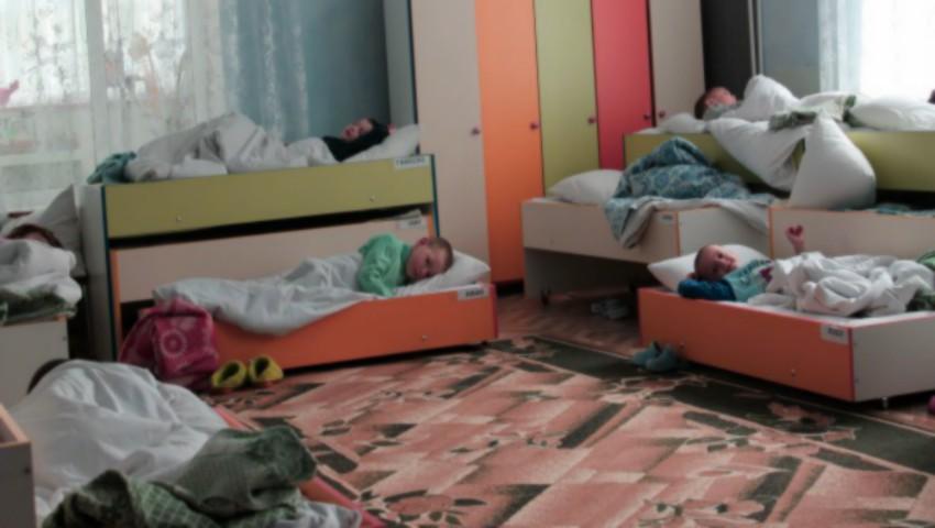 Foto: Mai mult de jumătate din copiii unei grădinițe din Capitală s-au îmbolnăvit din cauză că instituția nu este încălzită