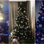 Foto: Vedetele de acasă au împodobit bradul de Crăciun! Vezi cum arată