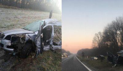 Ajutor pentru fetița de 1 anișor rămasă fără părinți, în urma groaznicului accident de pe traseul Chișinău-Leușeni!
