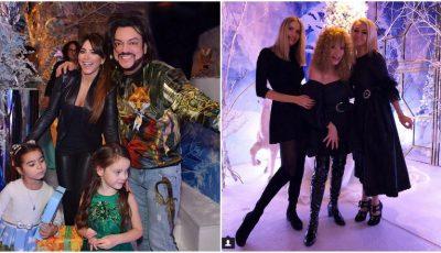 Filip Kirkorov a dat o petrecere cu fast de ziua de naștere a fetiței sale!