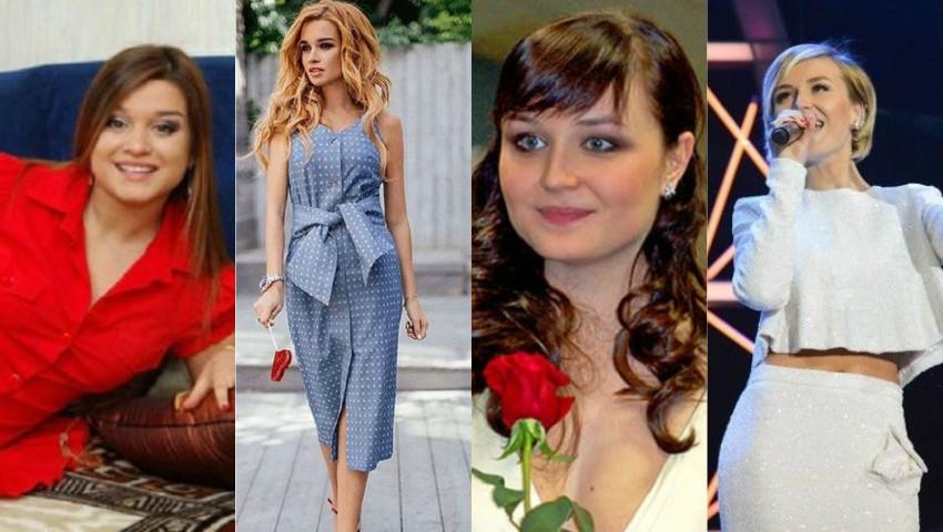 10 vedete din Rusia care au suferit drastic din cauza kilogramelor în plus