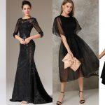 """Foto: ,,Magia neagră""""! 24 de modele de rochii elegante pentru orice ocazie"""