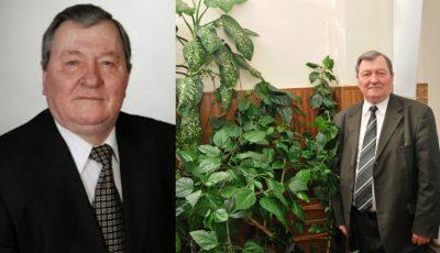 Profesorul universitar Constantin Eţco s-a stins din viață