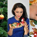 Foto: Stela Popa și-a împodobit bradul cu biscuiți de Crăciun, proaspăt preparați! Iată rețeta