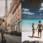 Foto: Un cuplu a devenit celebru pe Instagram grație modului inedit în care pozează!