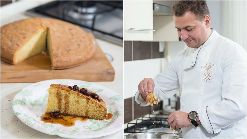 Foto: Cel mai simplu și delicios desert de Anul Nou de la bucătarul Petru Chicu