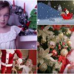 Foto: Radu Sîrbu și-a lansat fiica în muzică. Iată ce videoclip de Crăciun au filmat cei doi!