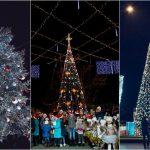 Foto: Cei mai spectaculoși brazi de Crăciun din Capitală. Iată care sunt ei!