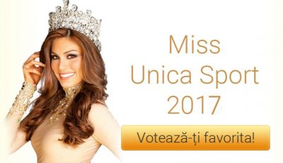 START voting Miss Unica Sport 2017! Votează-ți favorita!