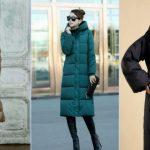 Foto: Modele de geci și paltoane de puf în tendințe pentru iarna 2018!