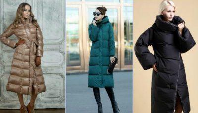 Modele de geci și paltoane de puf în tendințe pentru iarna 2018!
