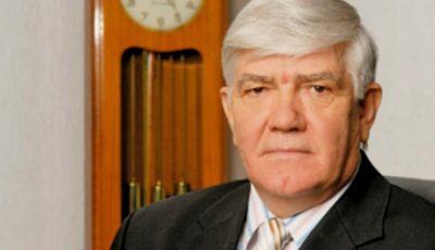 Andrei Galben, rectorul Universității Libere Internaționale din Moldova, s-a stins din viață