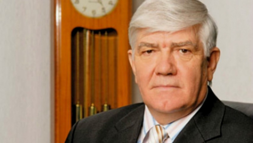 Foto: Andrei Galben, rectorul Universității Libere Internaționale din Moldova, s-a stins din viață