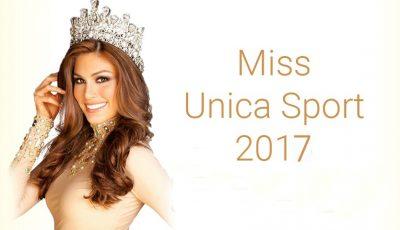 Șase finaliste vor lupta pentru titlul Miss Unica Sport 2017! Iată cine sunt ele